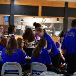 Girls varsity bowling vs Vermilion