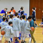 8th grade boys basketball vs Norwalk Clyde wins