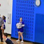 8th Grade cheer vs Norwalk