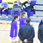 Girls varsity Basketball vs Sandusky
