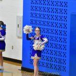 8th grade cheer vs Sandusky