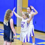 Jv Girls Basketball vs SMCC