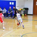 7th grade boys basketball vs Bellevue