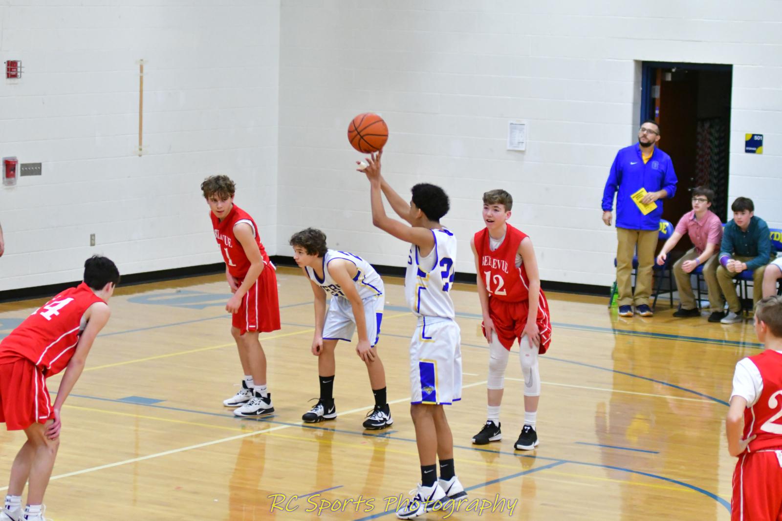 SBC MS Basketball Tourney continues!