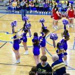 CHS Varsity Cheer vs Bellevue