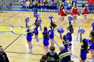 CHS Varsity Cheer vs Bellevue