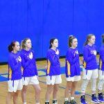 CHS Varsity girls basketball vs Western Reserve. Clyde wins big