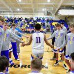 CHS Boys Varsity basketball vs Port Clinton. Clyde wins big