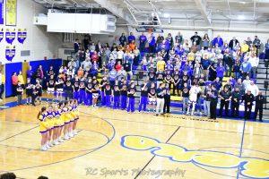 CHS Varsity Cheer vs Norwalk