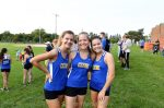 CHS Girls Cross Country Tri-meet with Bellevue and Fremont Ross