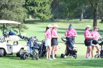CHS Lady Fliers Golf quad match with Bellevue, St. Paul, and Edison