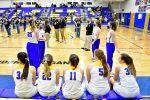 CHS Varsity girls basketball vs Perkins. Lady Fliers win 39-38