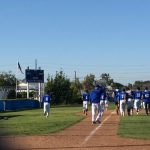 North Torrance High School Varsity Baseball beat Beverly Hills High School 3-1