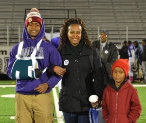 2014 10 31 MHS FB Senior Night vs Princeton