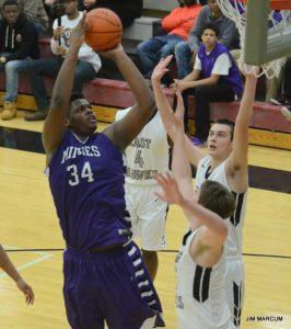 2014 12 9 Boys Basketball vs Lakota East