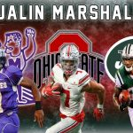 Former Middie Jalin Marshall ('13) makes Final 53 man roster for New York Jets