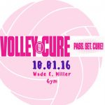 Middies Volleyball Hosting Volley for a Cure Sat 10/1 vs. Thurgood Marshall