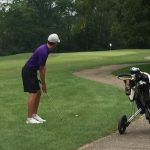 Noah Johns excels at the GMC golf championship