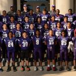 Middle School football has banner day against Princeton