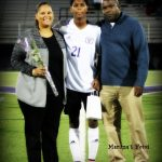 Senior Night For Mens Soccer
