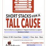 Middies Softball Hosting Pancake Breakfast Fundraiser Sat 1/21 @ Middletown Applebee's