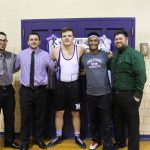 Middies High School Wrestling Tri - Match Vs Trotwood And Con. Catholic