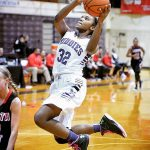 Youthful Lady Middies Give Aves All They Can Handle in 68-63 OT Thriller