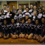 MHS Cheer Hosting Youth Cheerleading Clinic Sat 4/1
