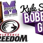 Florence Freedom Honoring Kyle Schwarber with Bobblehead Night Sat June 17th