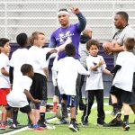 Jalin Marshall Hosts Free Procamp for Youths in Community with Special Guest Vince Edwards
