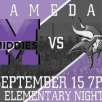 MHS Students Putting On Middie Rising Elementary Spirit Day 9/15