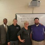 Middies Wrestling Coach Nick Maffey Awarded Warm 98.5/WLWT Teacher of the Week
