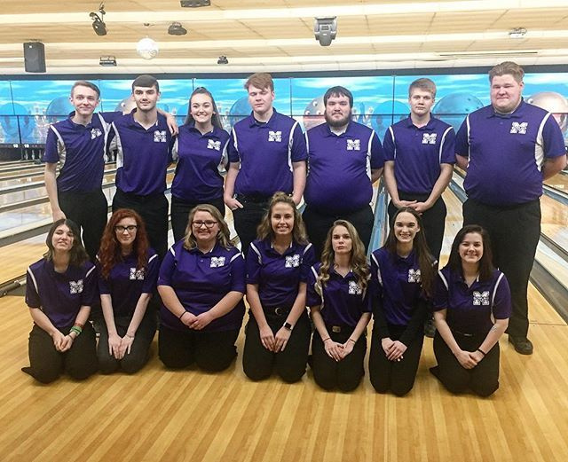 Middie Bowling Teams Roll into the Sectional Tournament with some Momentum