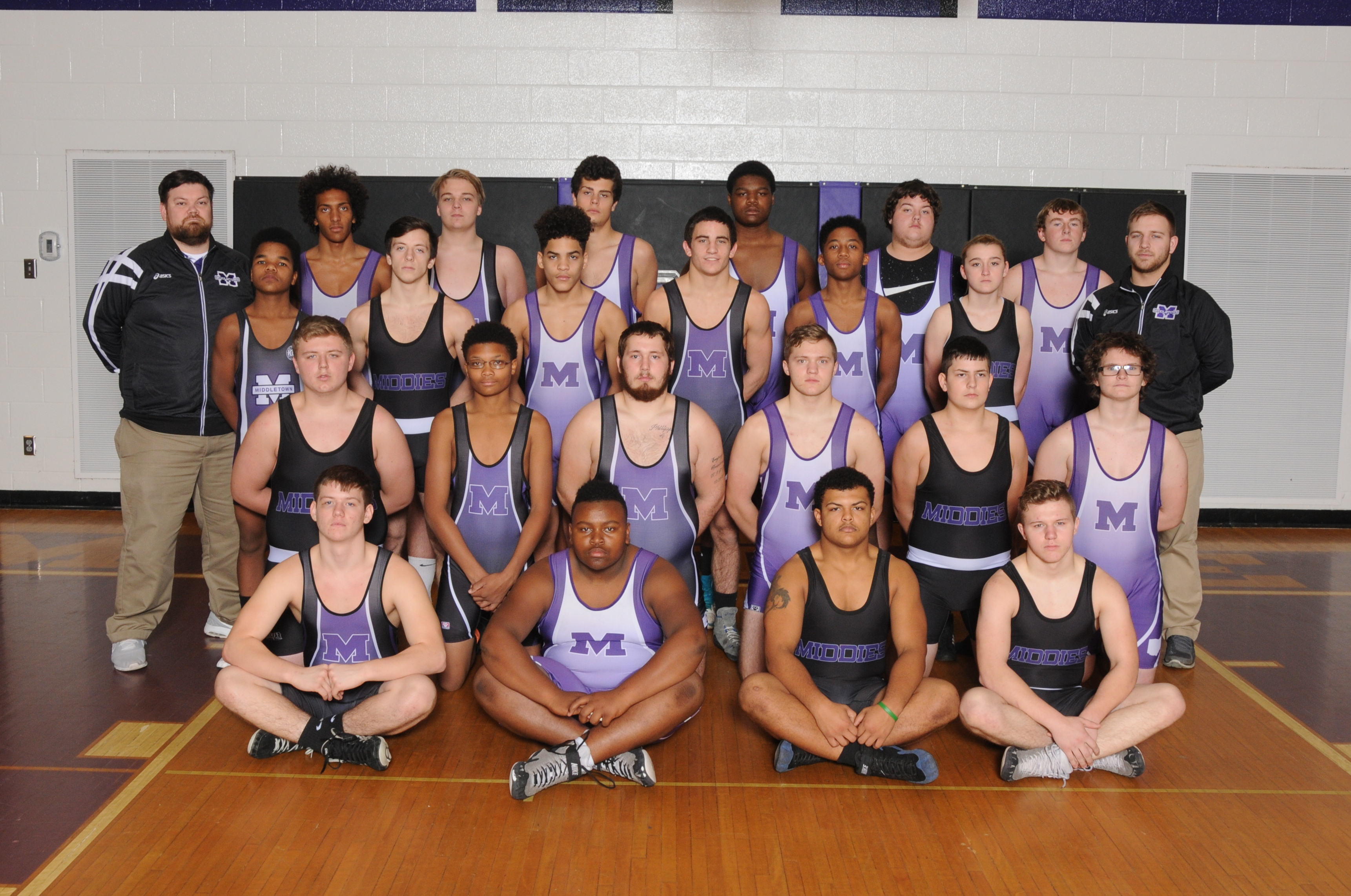 Middie Wrestlers Aim for Consistency, Progress as Sectional Tournament Begins