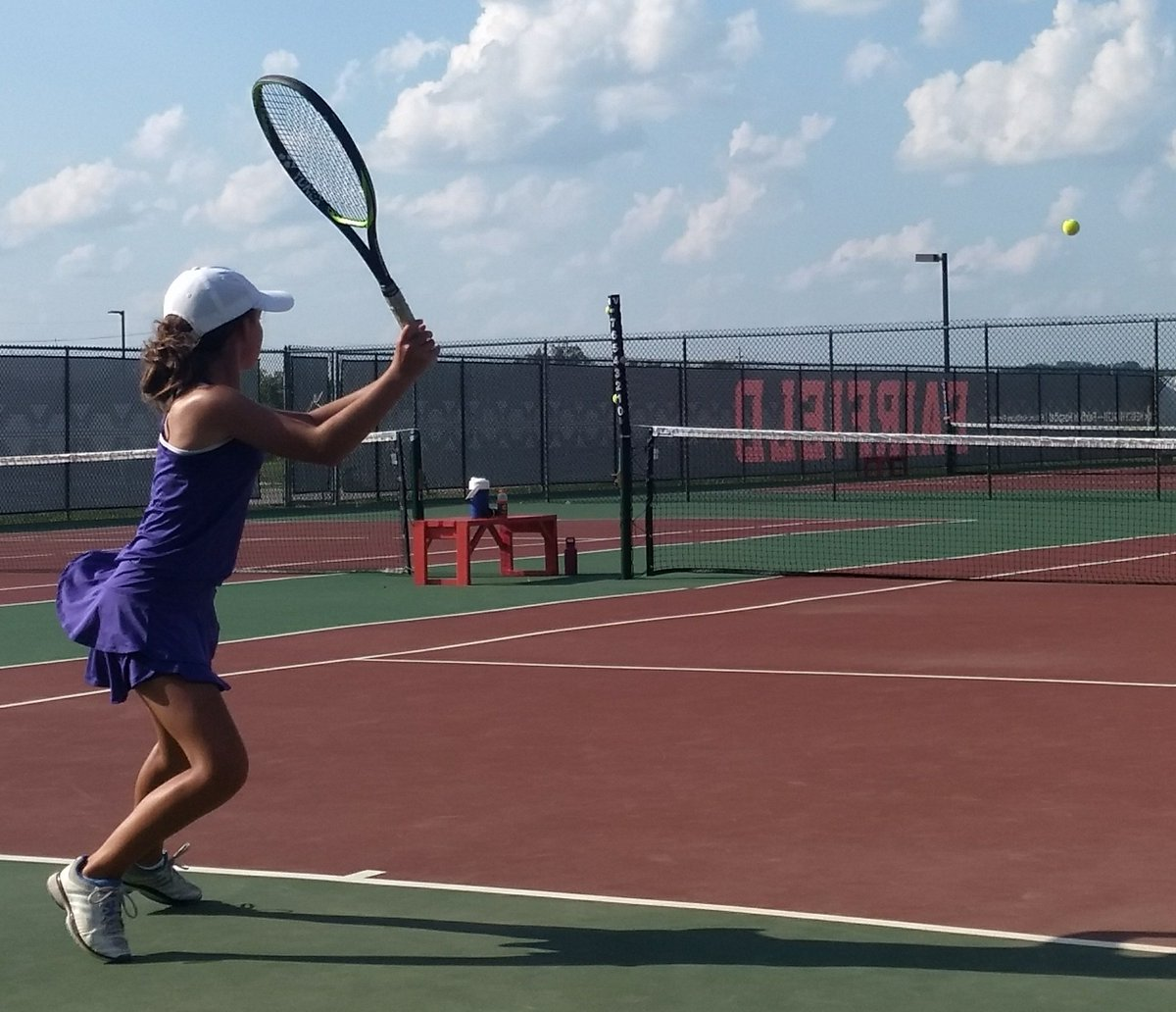 Wilson, Pearson, Patterson Earn GMC Athlete of the Week Honors for Girls' Tennis