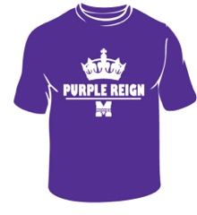 Middie Purple Pit Student Passes Now Only $30.00 for the Rest of the Year