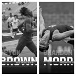 Good Luck Shandon Morris and De'Yon Brown at Track & Field State Championships!
