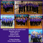 Middies Bowling Alumni Event!