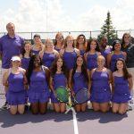 Girls Varsity Tennis falls to Princeton 3 – 2