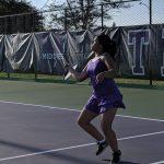 Girls Varsity Tennis beats Colerain 5 – 0 for first GMC Win!!