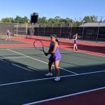 Girls Varsity Tennis falls to Oak Hills 5 – 0