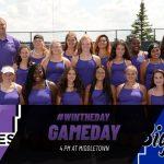 Girls Junior Varsity Tennis beats Hamilton 2 – 0