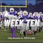 Boys Junior Varsity Football falls to Lakota West 28 – 6
