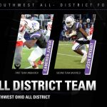 BRYANT AND JUNIOR NAMED ALL – DISTRICT FOOTBALL TEAM
