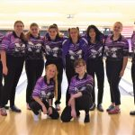 Girls Varsity Bowling finishes 8th at the Big Blue Challenge