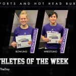 BSN SPORTS & HOT HEAD BURRITOS STUDENT- ATHLETES OF THE WEEK