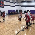 MMS Girls Basketball: 7th grade (2-2) rally comes up short in 31-28 skirmish with visiting Crossroads; 8th grade suffers 43-20 setback falling to .500