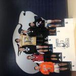 Boys Varsity Wrestling finishes 17th place at Edgewood Invitational