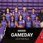 Girls Varsity Basketball falls to Oak Hills HS 56 – 54 in OT