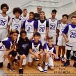 Boys 7th Grade Basketball beats Colerain 50 – 18